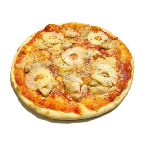 Пицца Гавайская с курицей